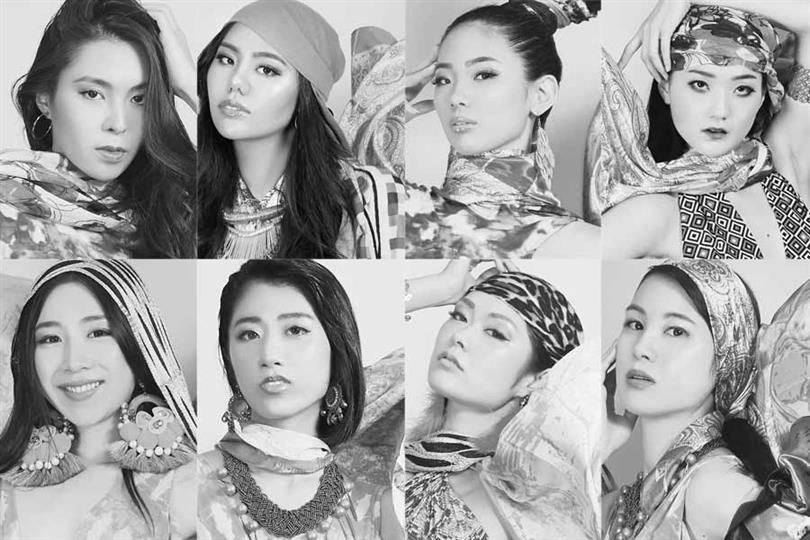 Miss Supranational Japan 2019 Meet the Finalists
