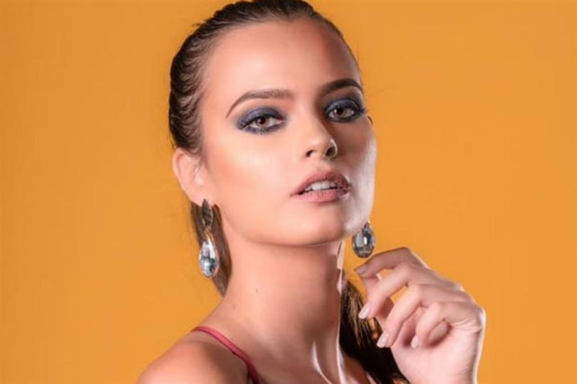 Chantal Wirtz emerging as a potential winner of Miss Curacao 2019
