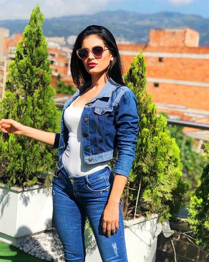 Yari Barbosa for Miss Venezuela 2020 crown
