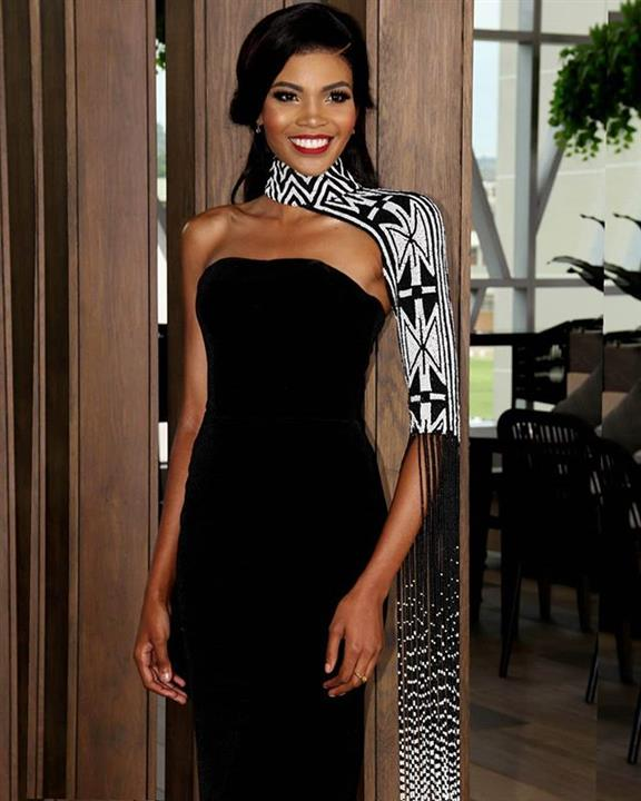 Thulisa Keyi reveals her pageant costumes as she bids farewell to South Africa for Miss World 2018