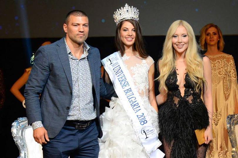 Miss Universe Bulgaria 2018 Winner Gabriela Topalowa