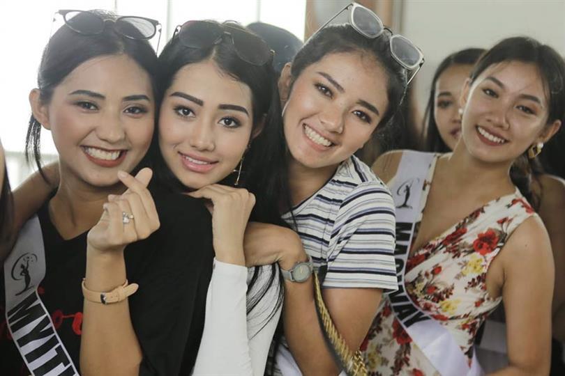 Miss Universe Myanmar 2019 Live Blog Full Results