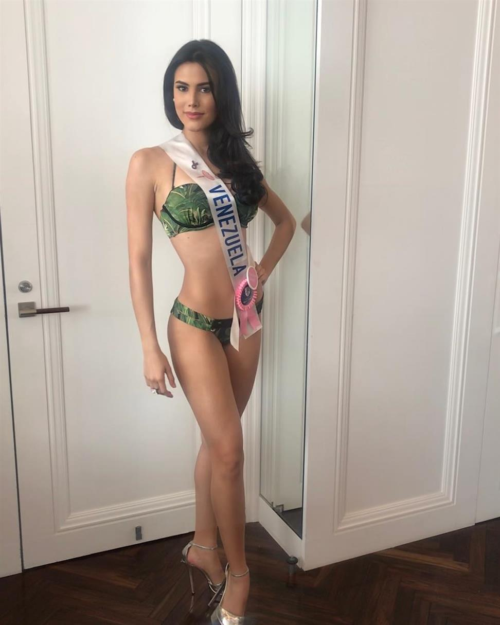 Best Performances of Miss International 2018 Swimsuit Competition