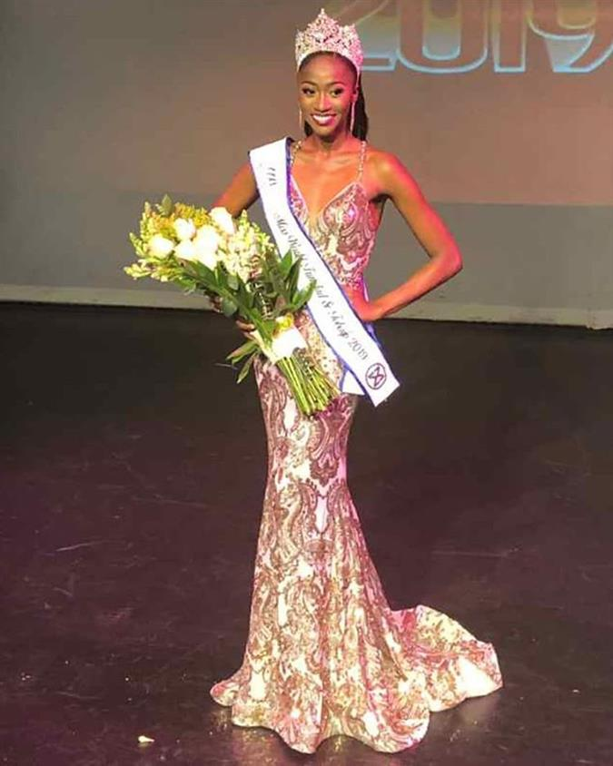 Tya Jané Ramey crowned Miss World Trinidad and Tobago 2019