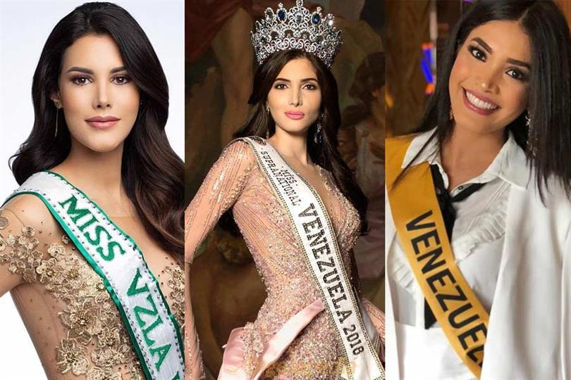 Post-performance analysis of Venezuela in major international beauty pageants in 2018