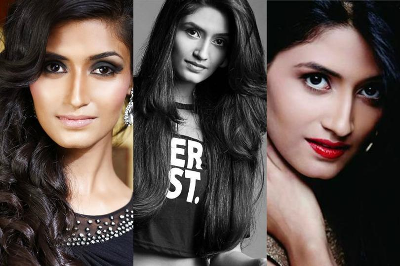 """""""No Show No Winner"""" says Shaan Suhas Miss Earth India 2016 finalist"""