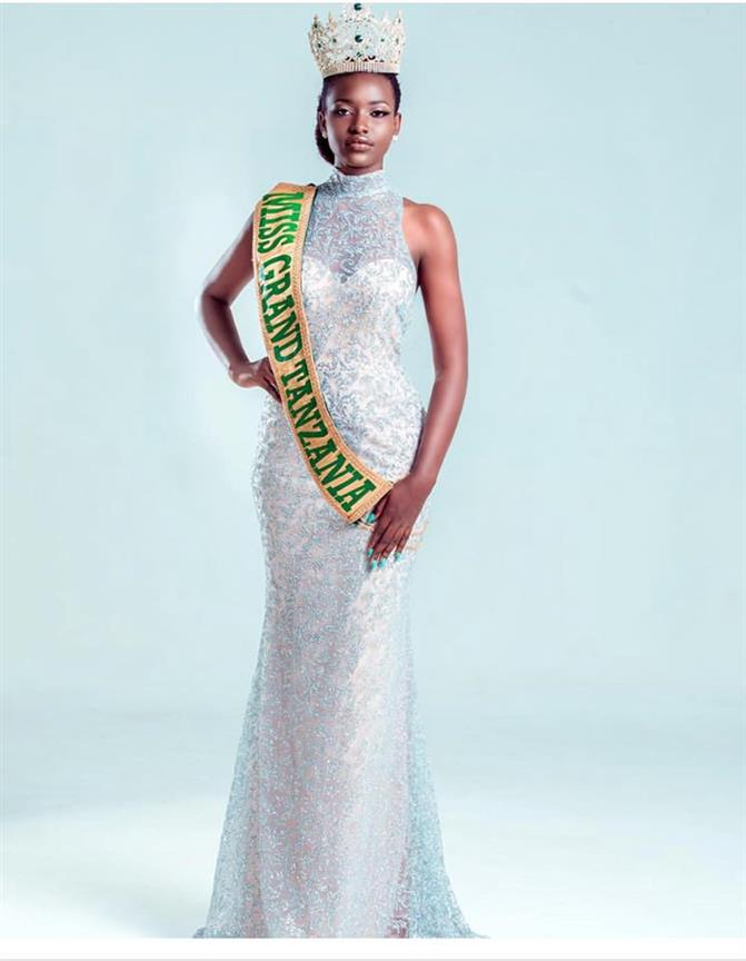 Queen Mugesi Ainory Gesase crowned Miss Grand Tanzania 2018