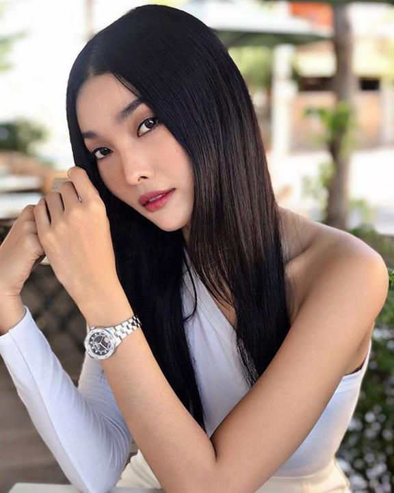 Soriyan Hang Miss Global Cambodia 2018, our favourite for Miss Global 2018