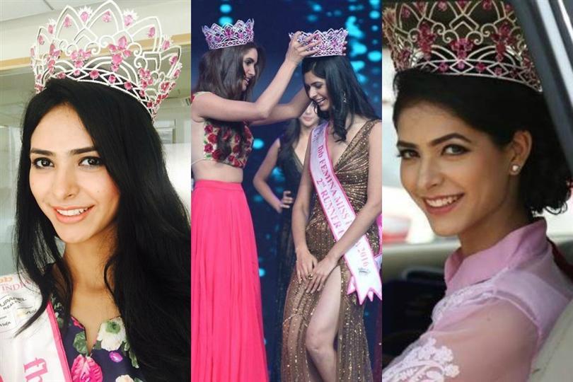 Pankhuri Gidwani is Miss Grand India 2016