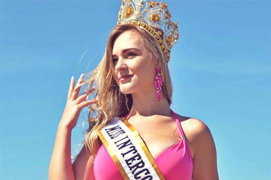 Beauty Talks with Miss Intercontinental Wales 2018 Joey Staerkle