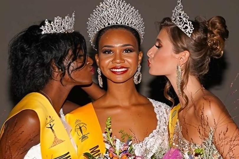 Camilia Martinez crowned Miss Supranational Belgium 2019
