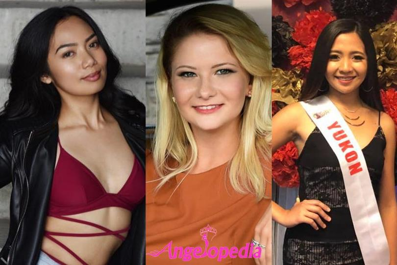 Miss Grand Canada 2018 Meet the Delegates