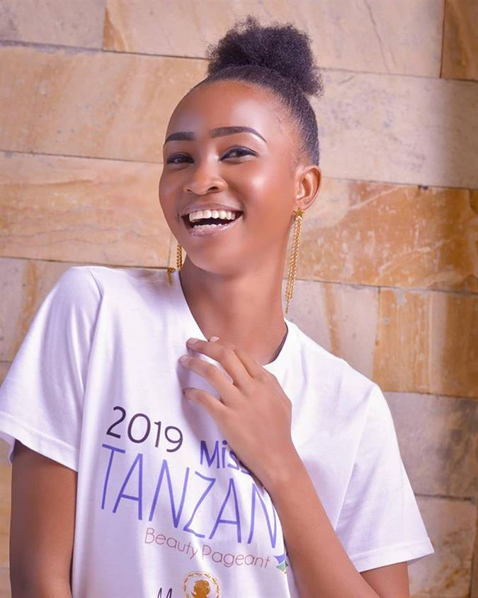 Miss Tanzania 2019 Top 5 Hot Picks