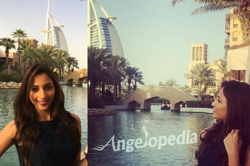 Srinidhi Shetty's first official trip as Miss Supranational Beauty Queen