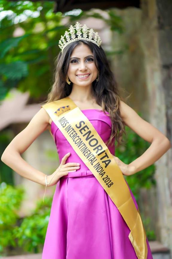 Meet Suman Chellani, India's delegate for the title of Miss Intercontinental 2018