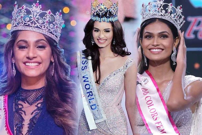 Suman Rao Miss World Asia 2019