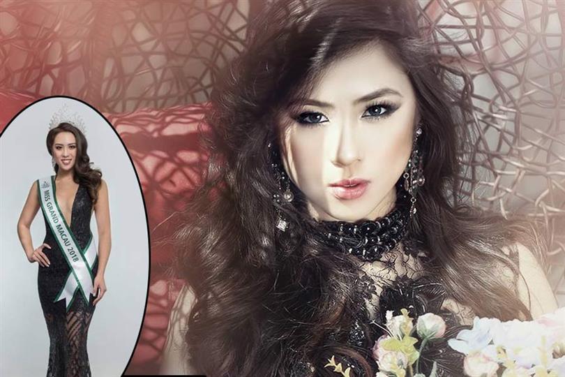 Debora Lopes de Oliveira appointed Miss Grand Macau 2018