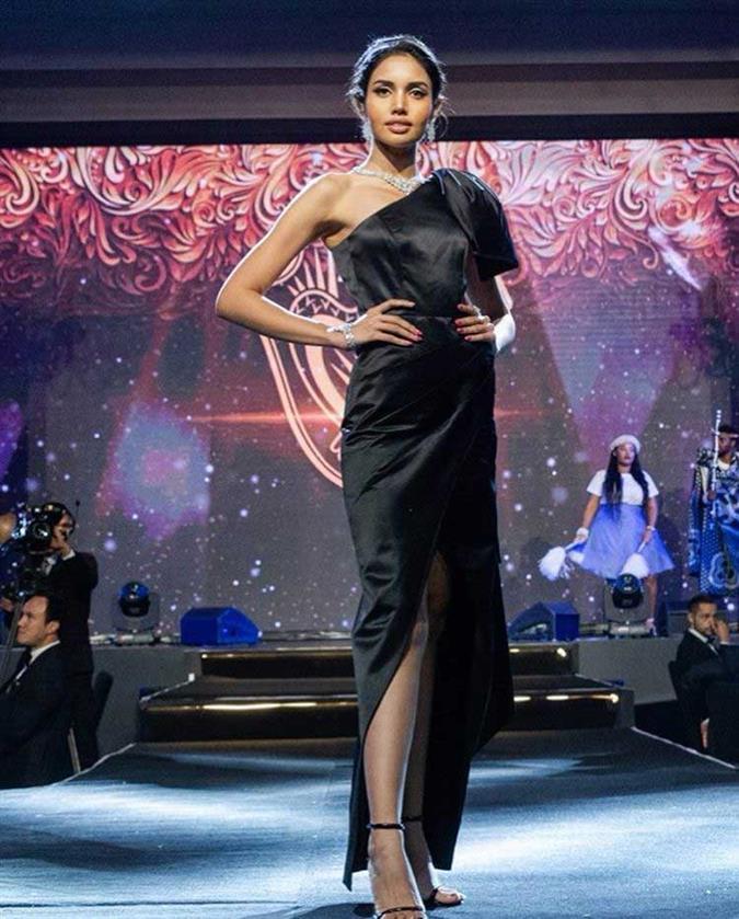 Vena Praveenar for Miss Universe Thailand 2020 crown?