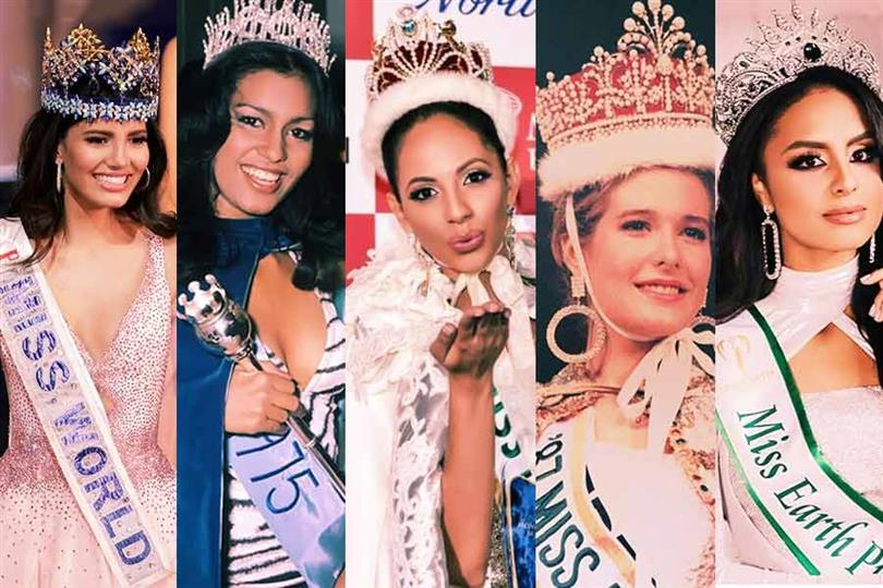Puerto Rico marks a win in all Big 4 International Beauty Pageants
