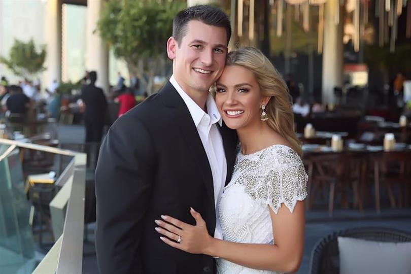 Miss Universe USA 2018 Sarah Rose Summers is officially engaged to her long time partner