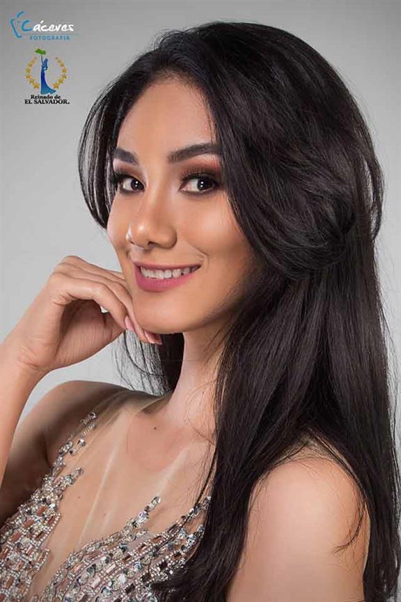 Fátima Mangandi crowned Miss World El Salvador 2019 for Miss World 2019