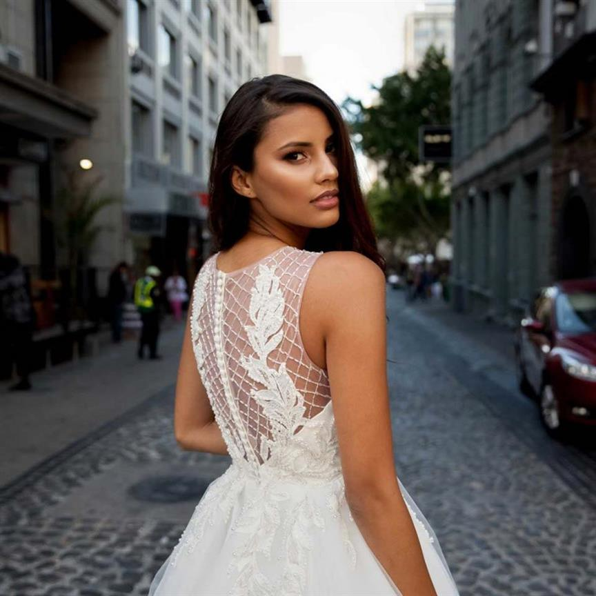 The marvellous journey of Miss South Africa 2018 Tamaryn Green