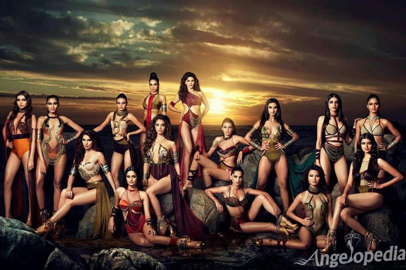 Miss Diva Universe 2017 unveils its contestants