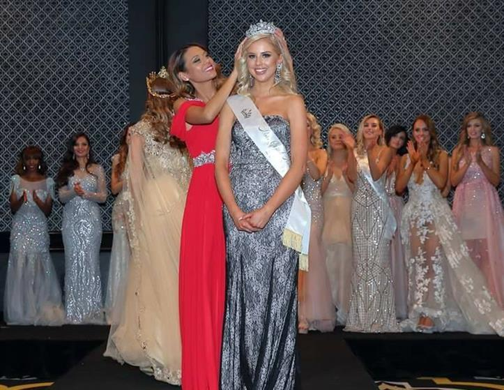 Miss Grand Australia 2017 national final winner Kassandra Kashian