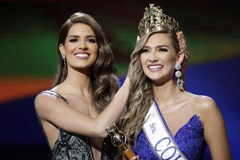 Maria Fernanda Aristizábal crowned Señorita Colombia 2020