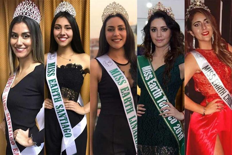 Miss Earth Chile 2019 Meet the Delegates