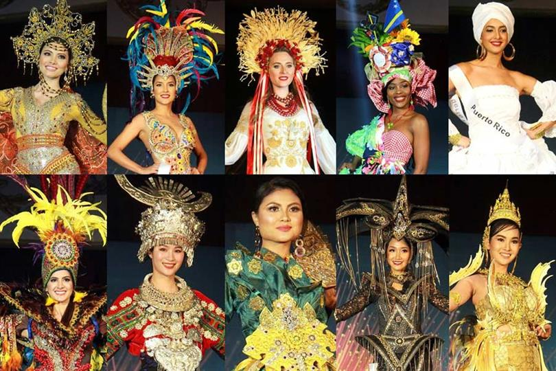Miss Eco International 2019 National Costume Competition Top 10 delegates announced