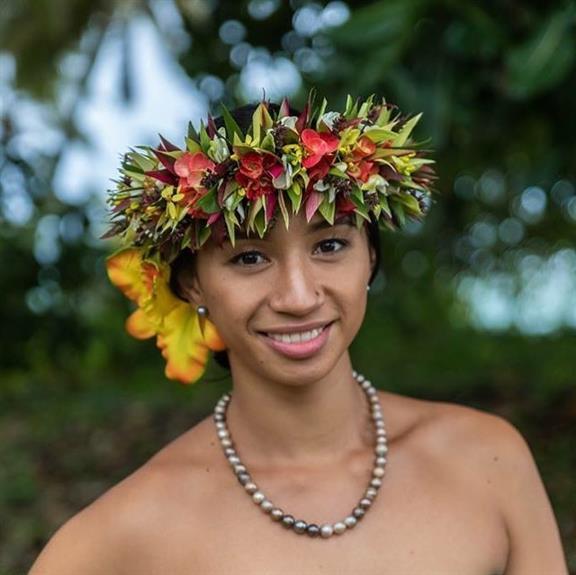 Louisa Purea to represent Cook Islands in Miss International 2018
