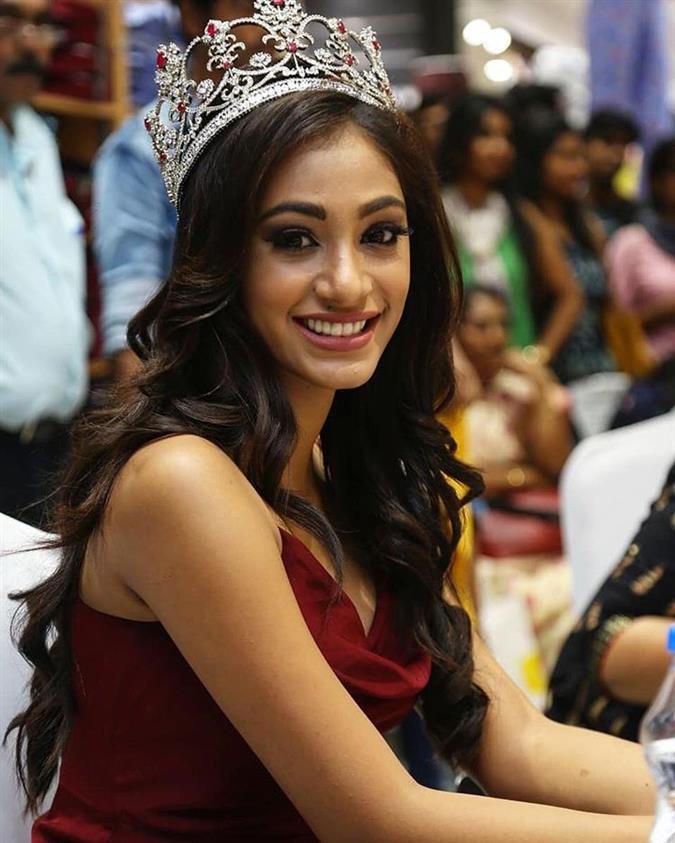 Miss India 2018 Anukreethy Vas to make her acting debut