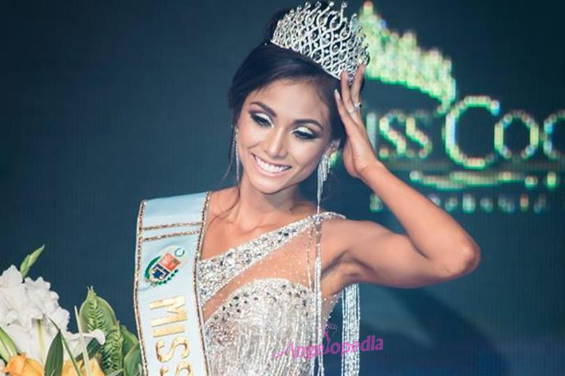 Miss Universe Contest 2018 >> Vanessa Vargas Gonzales crowned Miss Cochabamba 2018 for Miss Bolivia 2018 | Angelopedia