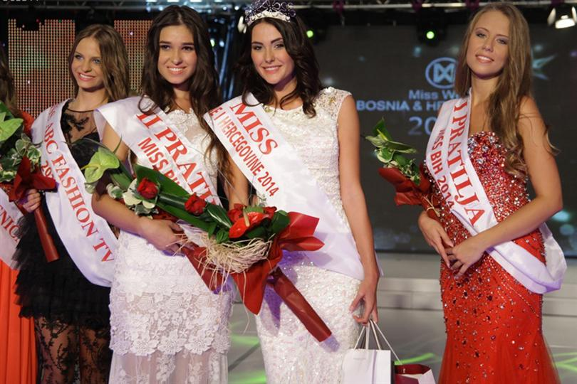 Miss World Bosnia and Herzegovina 2014