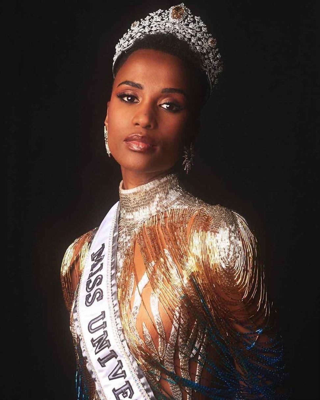 Black women rule five Major Beauty Pageants in 2019