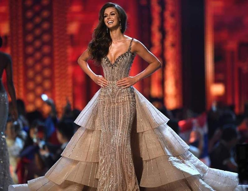 Marta Stepien Miss Universe Canada 2018