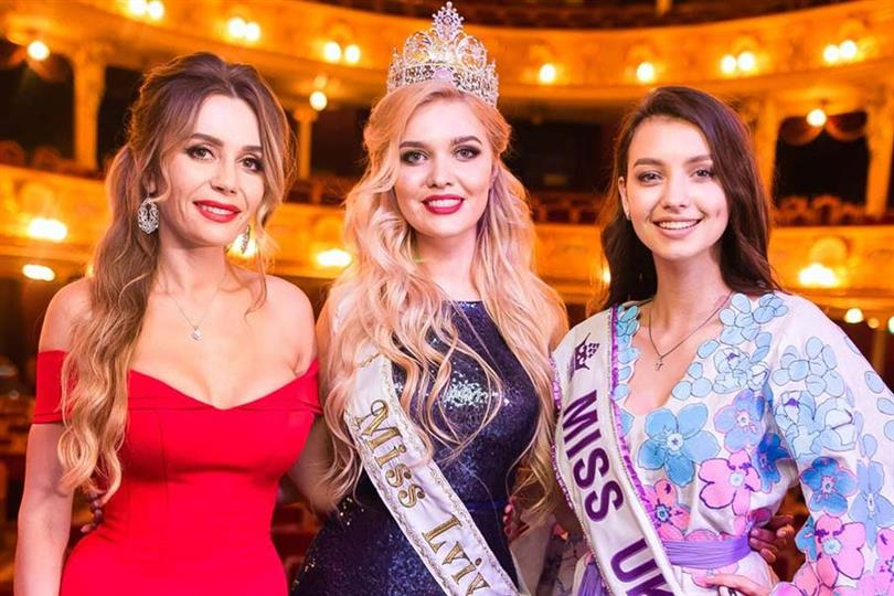 Miss Ukraine 2018 Full Results Live Update