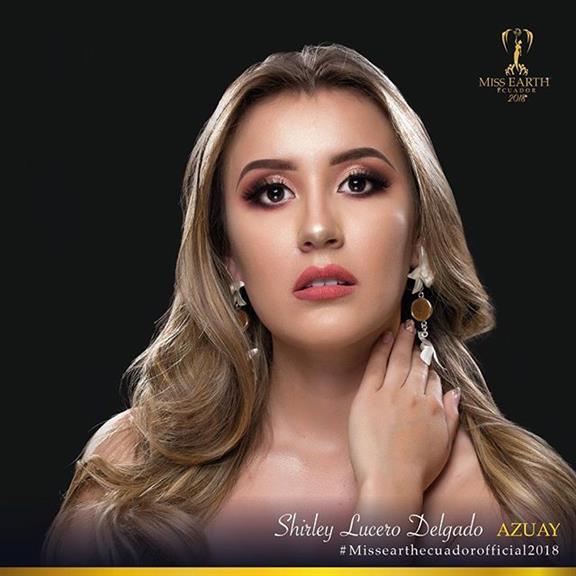 Miss Earth Ecuador 2018 Top 4 Hot Picks by Angelopedia