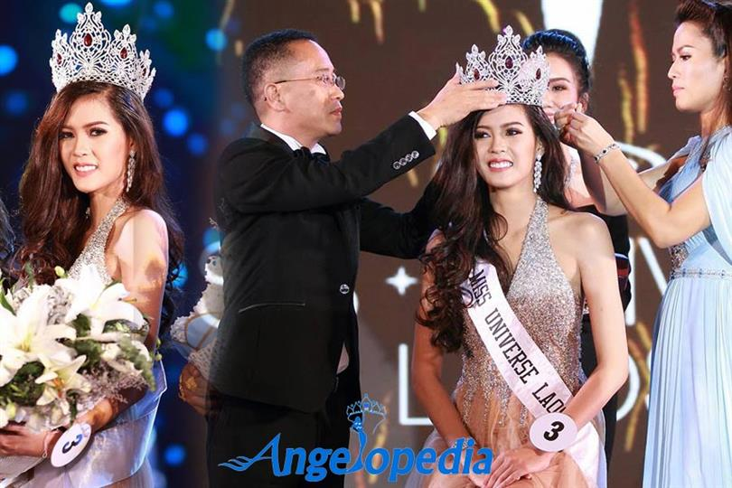 Souphaphone Somvichith Miss Universe Laos ???????????? ??? Winner