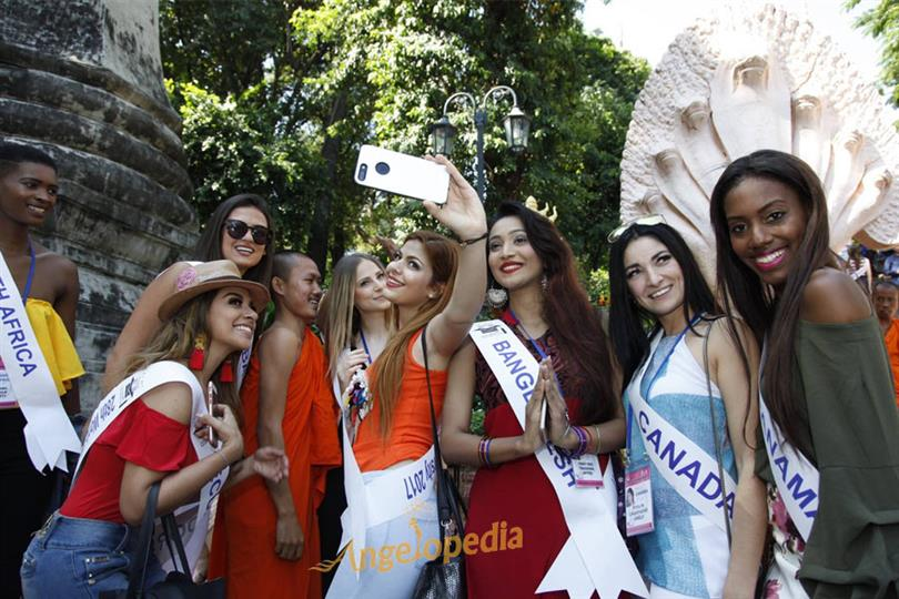 Meet the contestants for World Miss University 2017