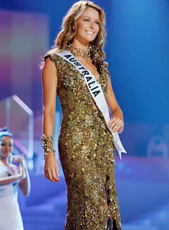 Miss Universe 2004 Jennifer Hawkins