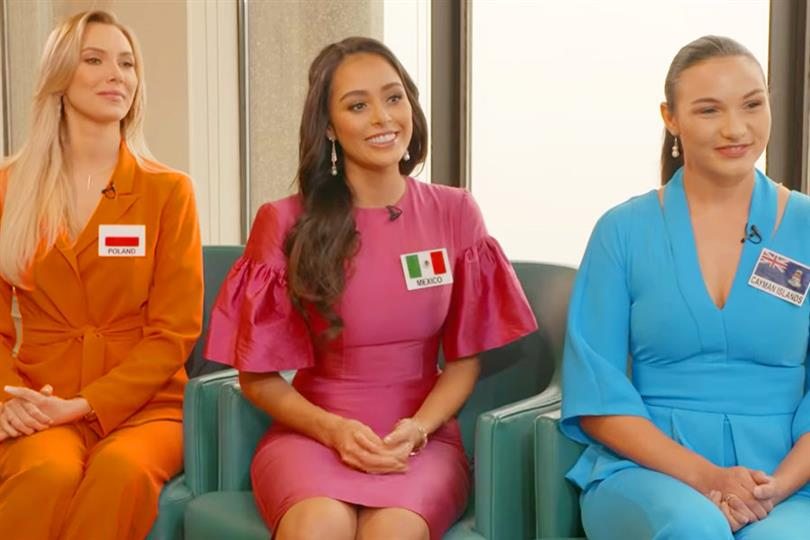 Miss World 2019 delegates dazzle in Head to Head Challenge (Group 10)