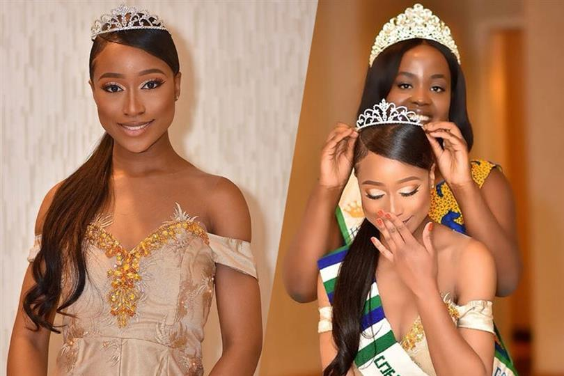 Fanta Kabia crowned Miss Grand Sierra Leone 2018