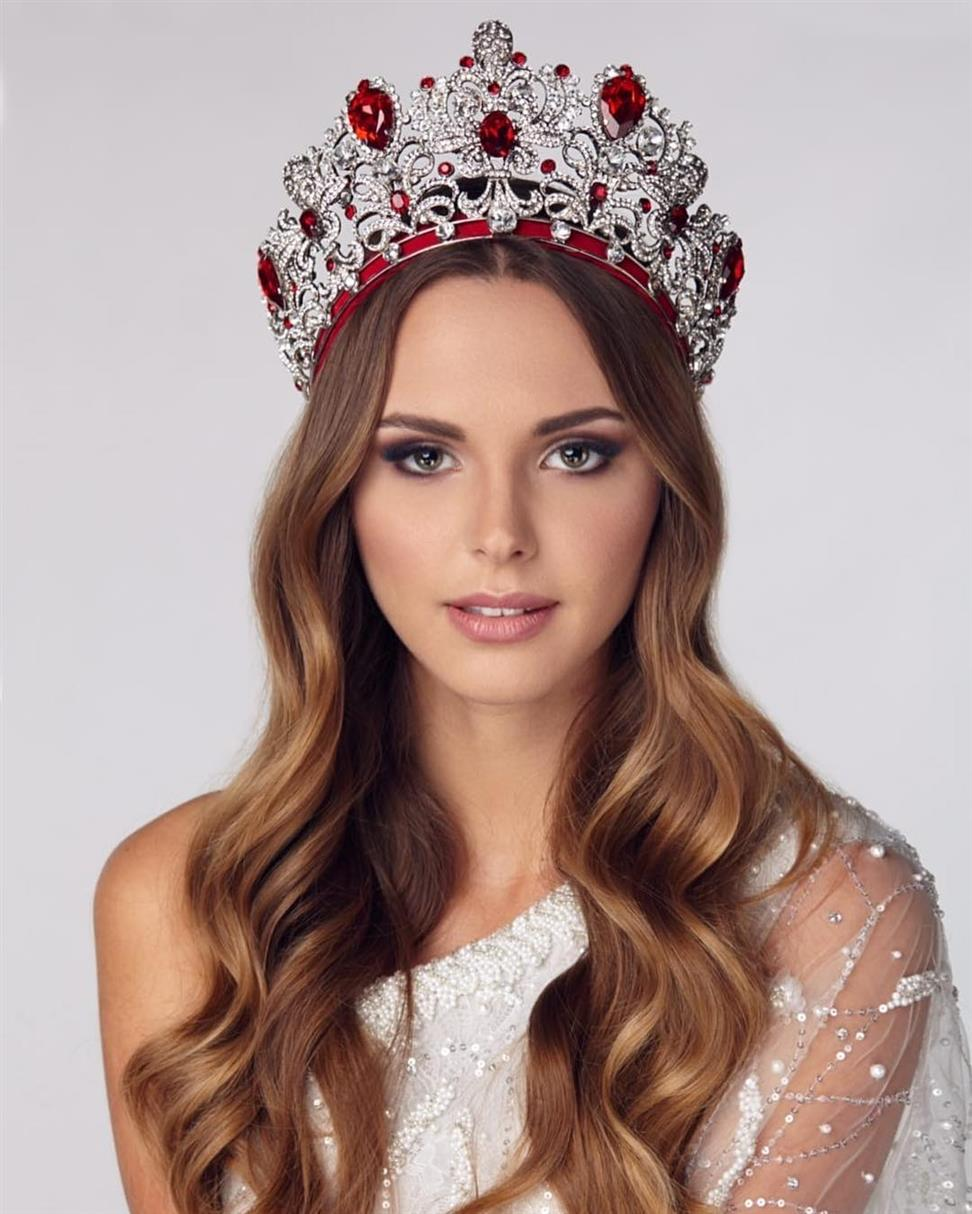 Magdalena Bienkowska to represent Poland in Miss Supranational 2018