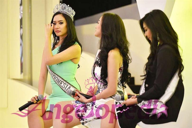 Elvira Devinamira Puteri Indonesia 2014 Winner