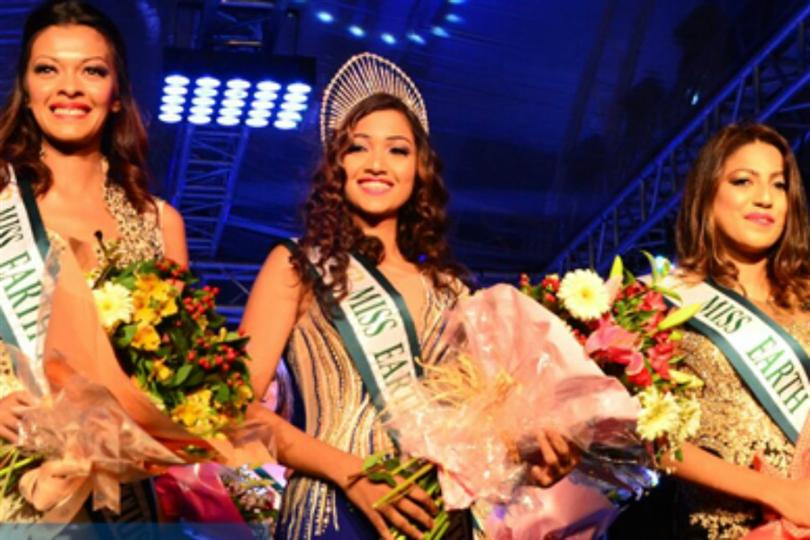 Amber Korimdun crowned as Miss Earth Mauritius 2016