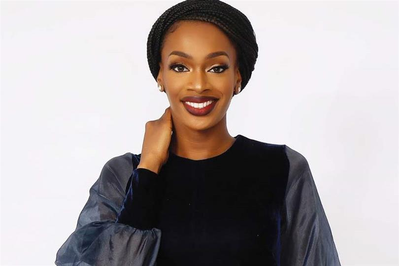 Olutosin Itohan Araromi crowned Miss Universe Nigeria 2019