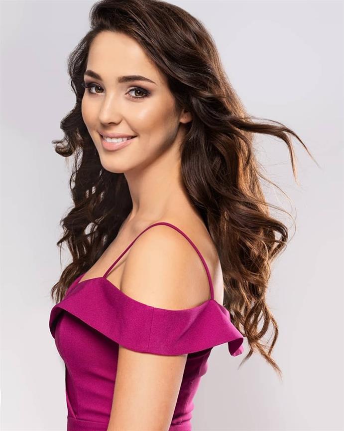 Kamila Swierc to represent Poland at Miss Supranational 2019