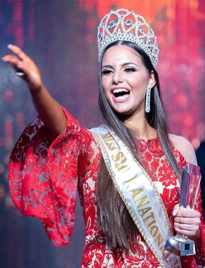 Natalia Galea crowned Miss Supranational Malta 2018
